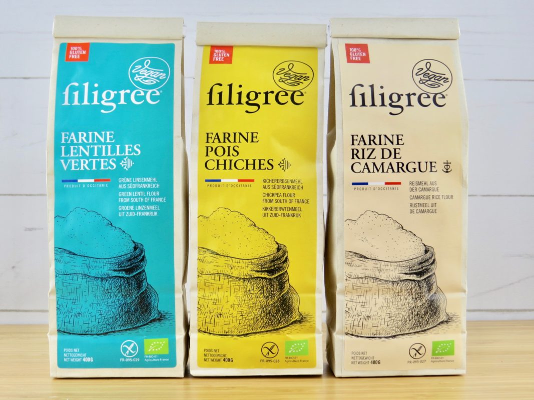 farines bio filigree