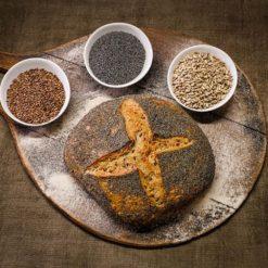 pain bio aux graines 500g