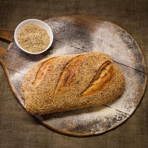 pain bio au sésame