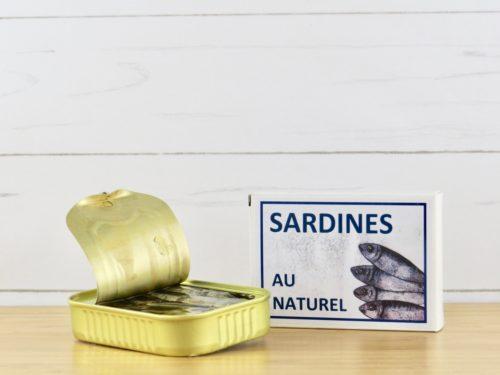 SARDINES NATUREL