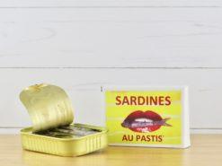 SARDINES PASTIS