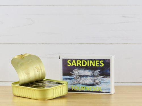 SARDINES TOURNESOL