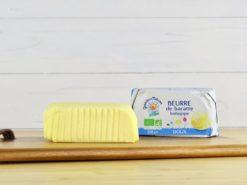 Beurre doux bio 250g