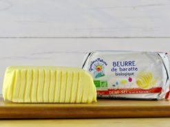 beurre de baratte