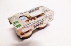 yaourt de brebis bio à la châtaigne