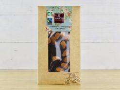 Chocolat noir bio amandes