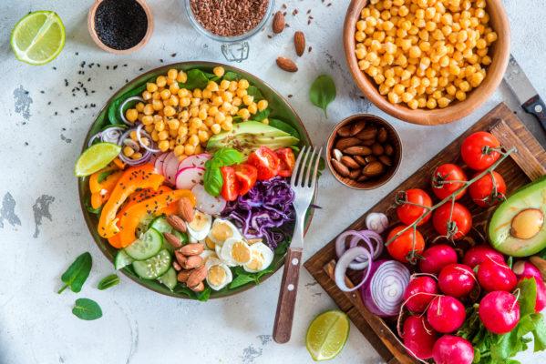 Los 10 ingredientes esenciales para una dieta saludable ...