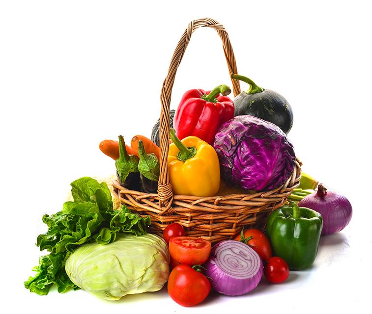 panier fruits et légumes bio livraison à domicile 34