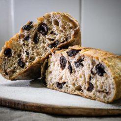 pain bio aux olives