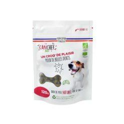 friandises bio hygiene bucco dentaire chien 120g
