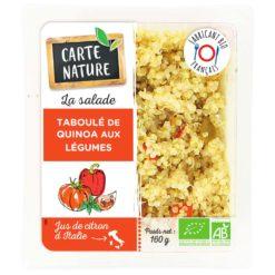 taboule quinoa legumes 160g