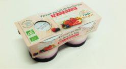 yaourt brebis bio aux fruits rouges