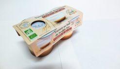 yaourt de brebis à la confiture de lait bio